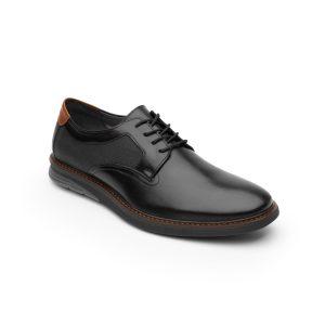 Zapato Casual Urbano Flexi Con Combinación De Texturas Para Hombre – Estilo 402401