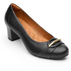 Zapato De Tacón Para Oficina Flexi 47408