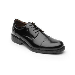 Zapato Derby Liso Clásico Quirelli Con Suela Extra Ligera Para Hombre – Estilo 700202